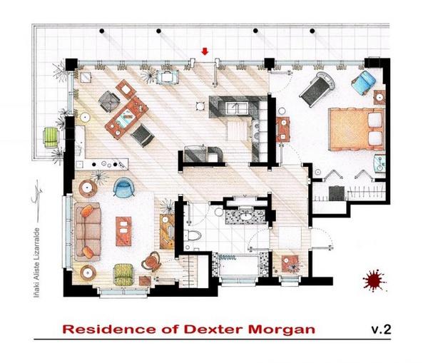 平面图 – 设计本装修效果图   家庭茶室设计小 茶室 设计