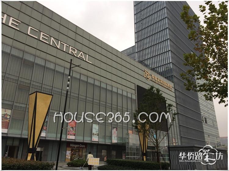 【晨晨跑盘】雨润国际广场洲际行政公寓在售精装公寓