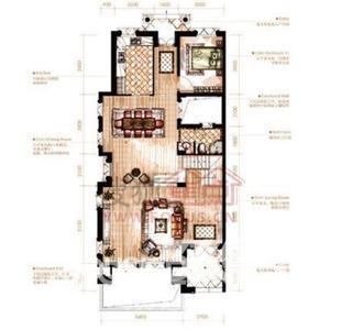 平房100平方设计图纸展示图片