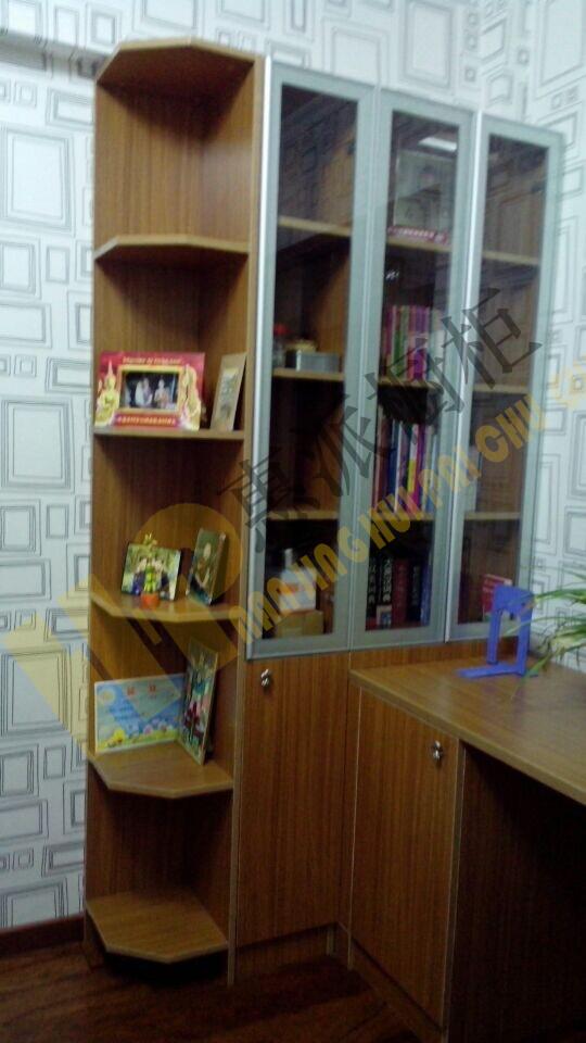 南京惠派橱柜之玻璃门书柜-产品价格|报价|图片|款式