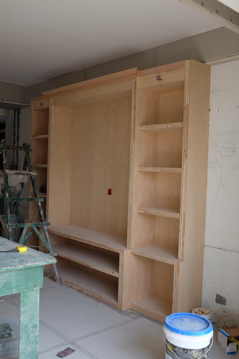 木工衣柜设计图纸