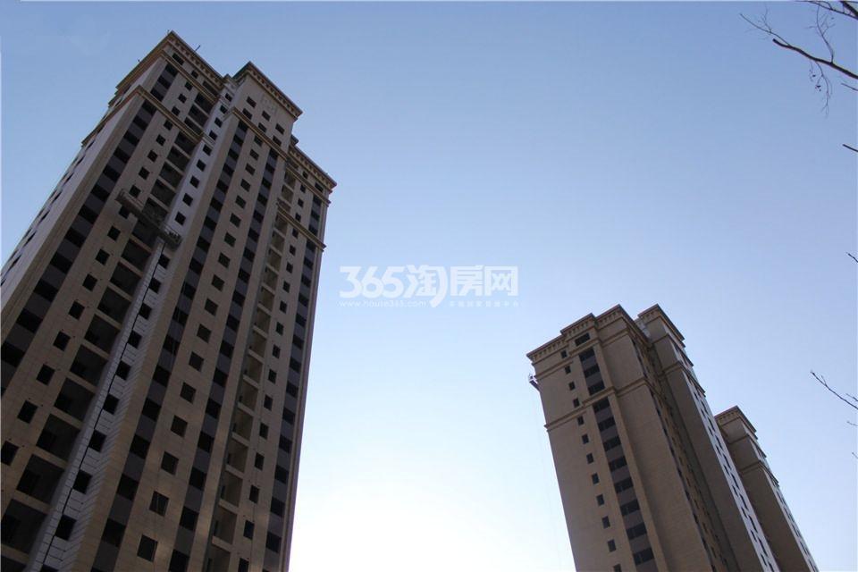 2014.12华鼎星城最新进展