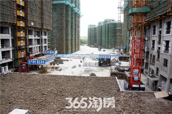 东方蓝海拥有超大楼间距