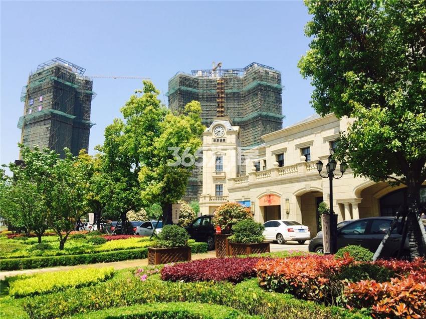 翠屏诚园实景图(4.20)