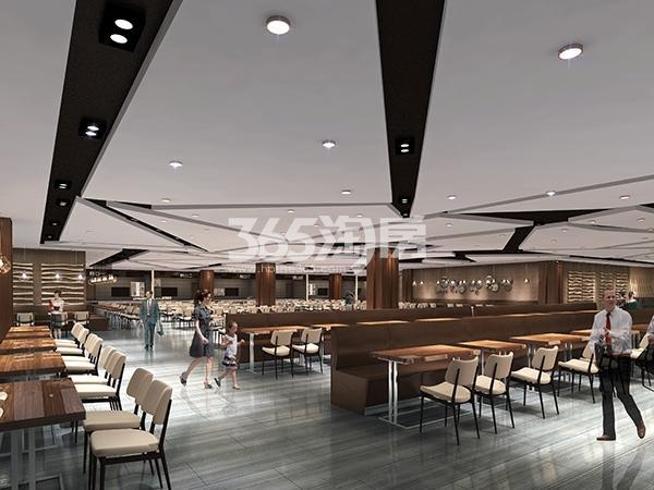 新合作中商大厦阳光餐厅