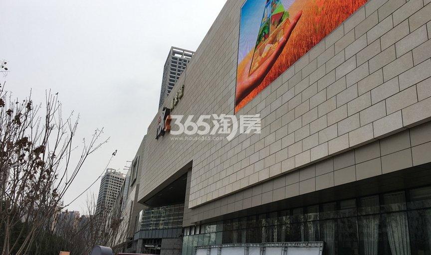 蓝光公园华府周边万象城(2017.5.5)