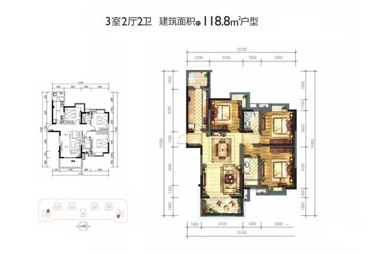 SM锦悦户型图