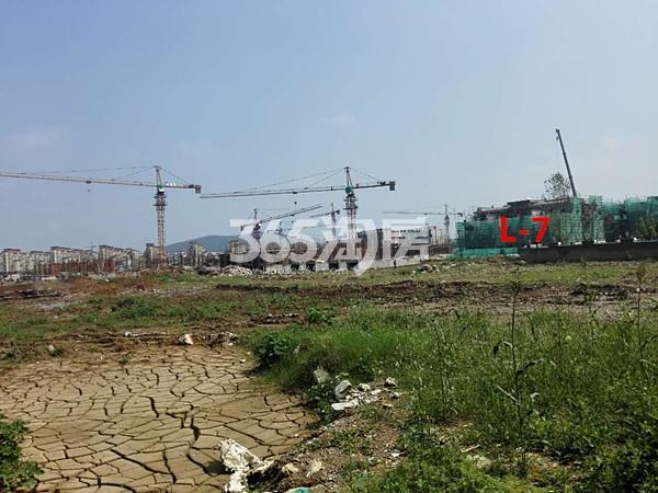 枫林天下康城在建工地实景图(9.11)