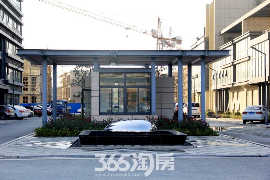 云谷科技园实景图-外景(2017.11摄)